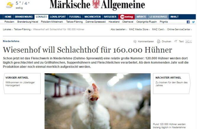 http://www.maz-online.de/Lokales/Teltow-Flaeming/Wiesenhof-will-Schlachthof-fuer-160.000-Huehner